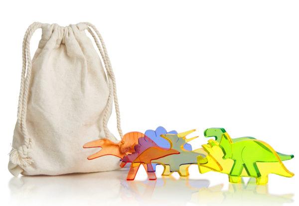 Translucent Dinosaurs